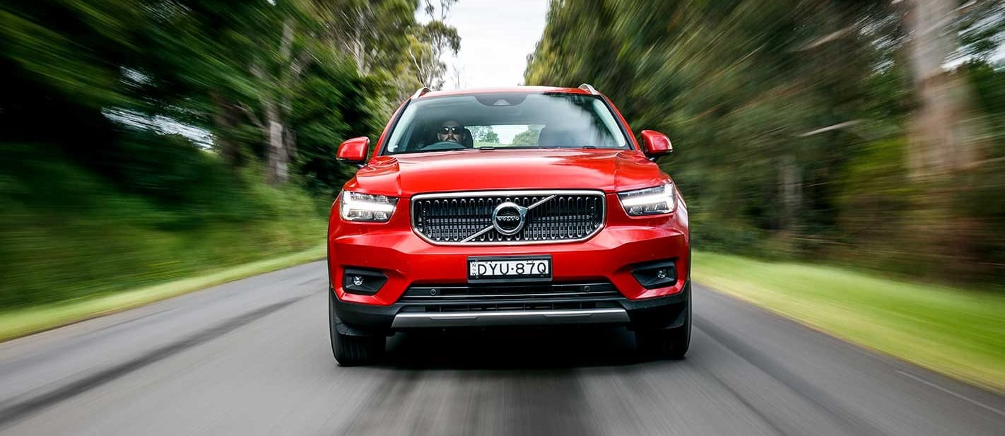 How the Volvo XC40 won Wheels Car of the Year 2019