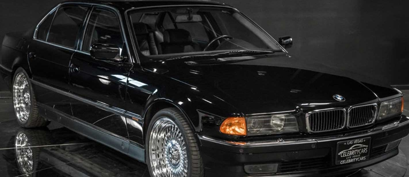 BMW 750iL Tupac for sale