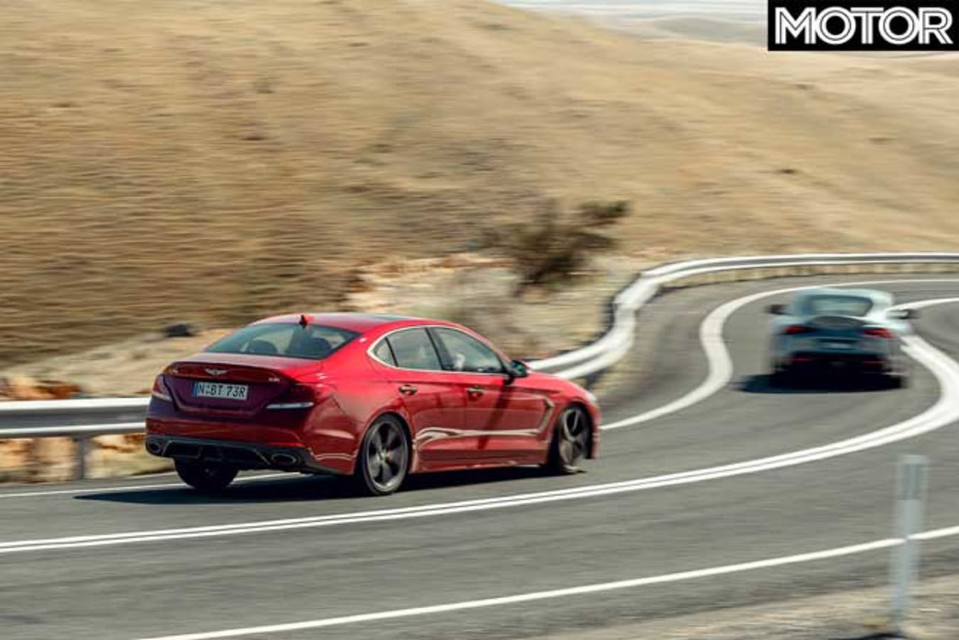 Performance Car Of The Year 2020 Road Course Genesis G 70 Review Jpg