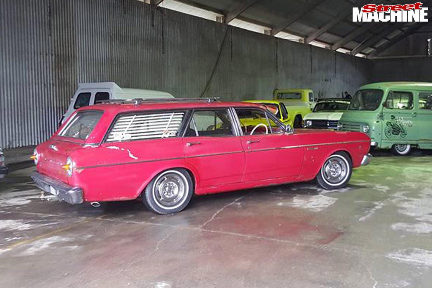 Ford XR wagon