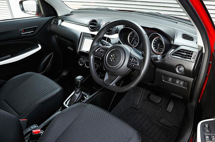 Suzuki Swift Interior Jpg
