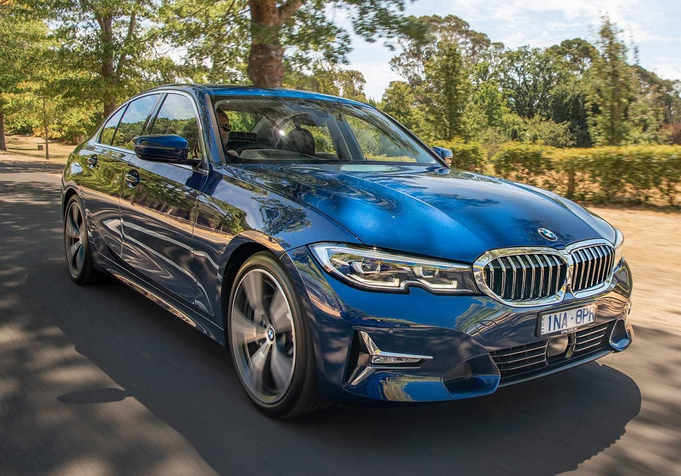 2019 BMW 330i performance review