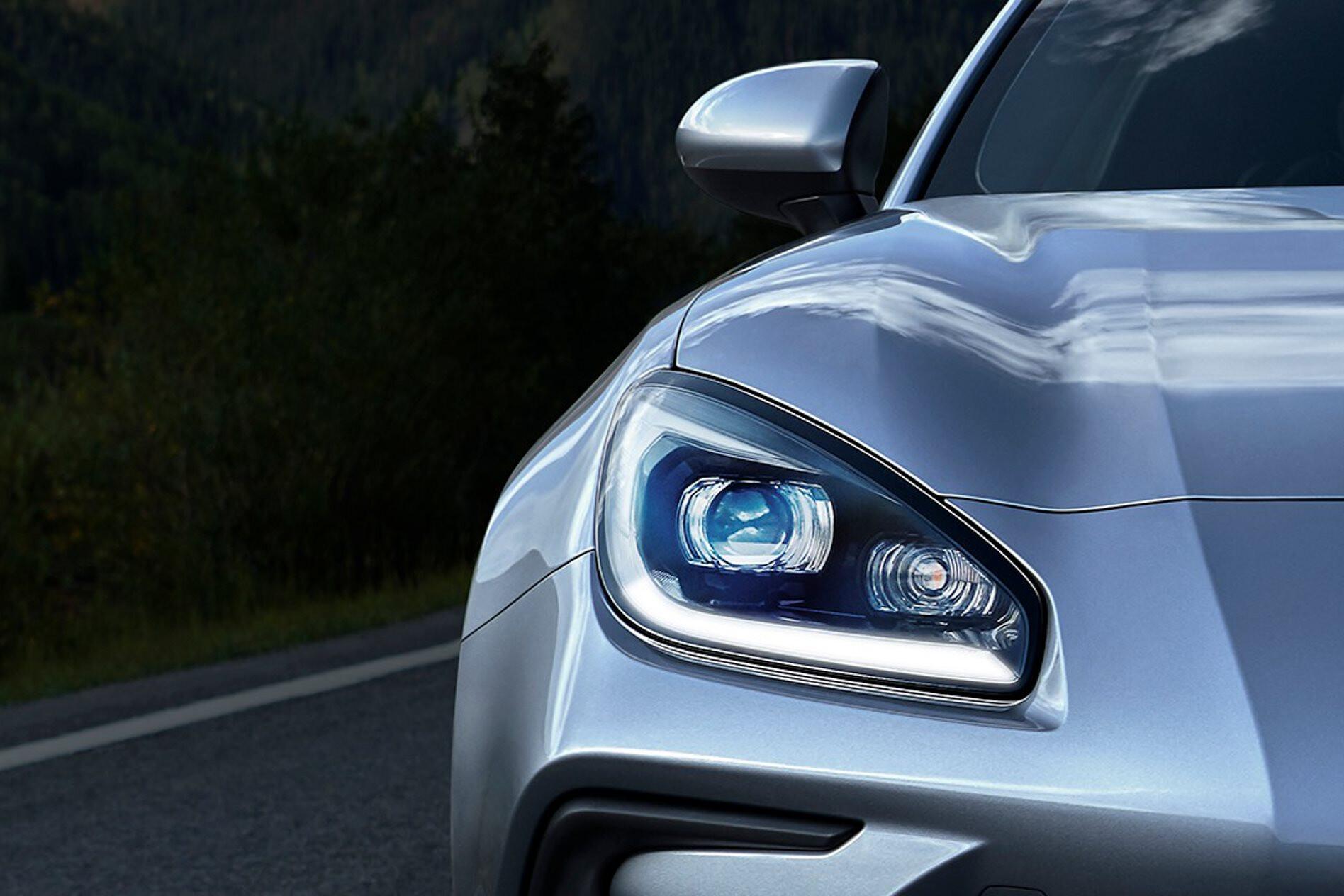 Subaru BRZ Teased Nov 2020 1 Jpg