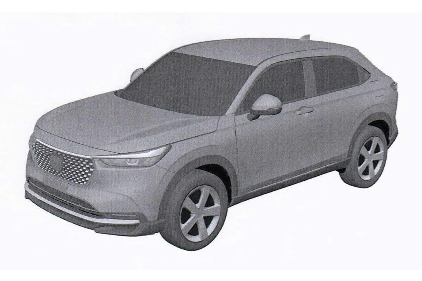 2021 Honda HR-V e HEV