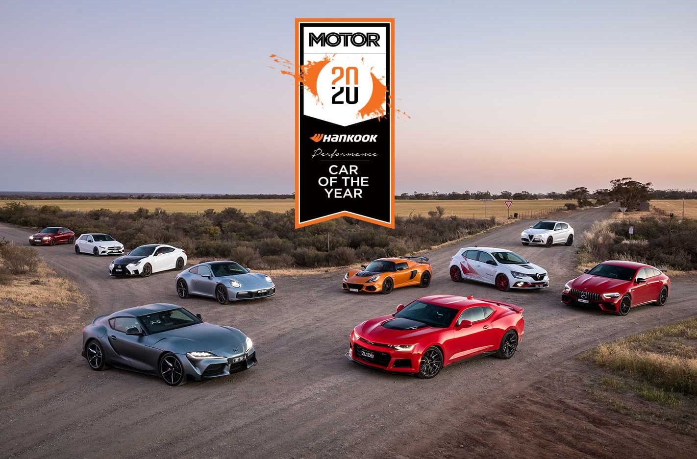 Performance Car of the Year 2020 Introduction