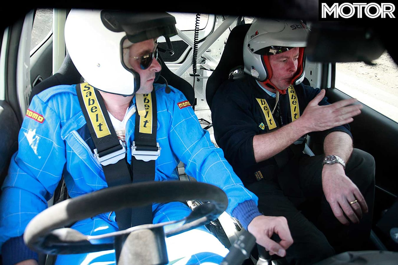 How To Drive A Rally Car Instructor Jpg