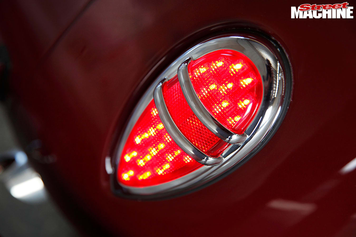 Ford Cabriolet tail light