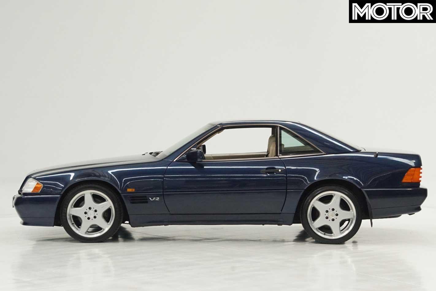 1994 Mercedes Benz SL 600 Shannons Jpg