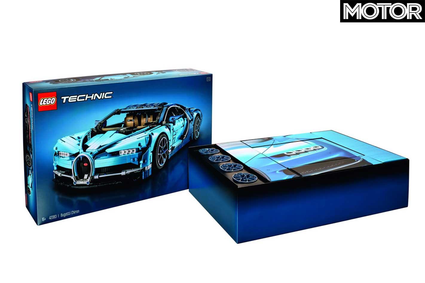 Lego Technic Bugatti Chiron Box Jpg