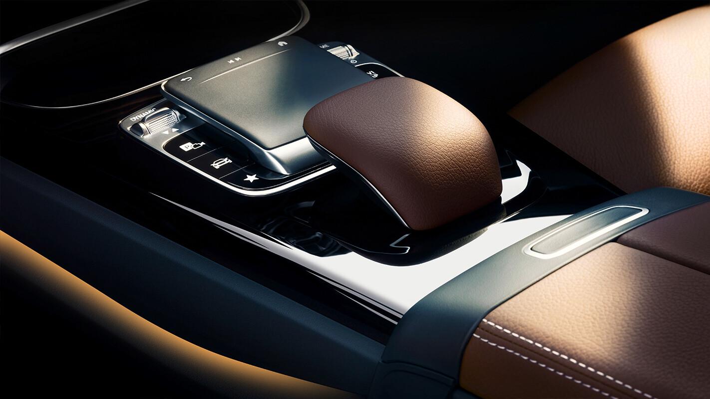 Mercedes A Class Interior Touchpad Jpg