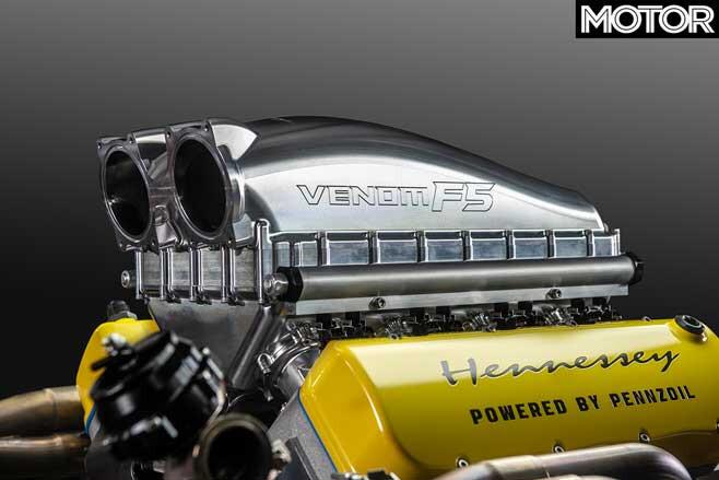 Hennessey Venom F 5 Fury Engine Intake Plenum Jpg