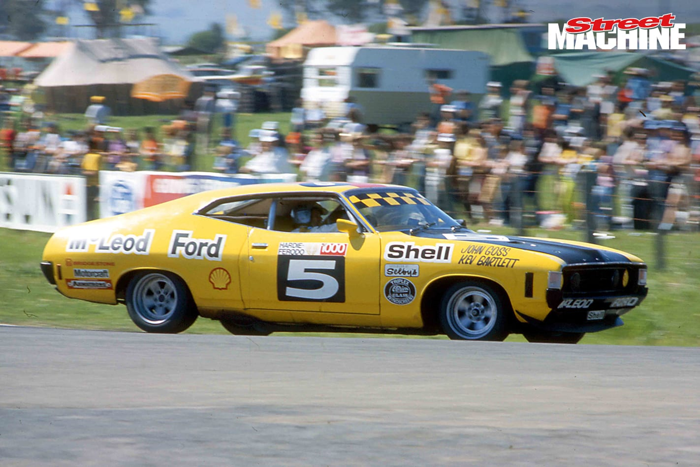 Fast Ford Falcons