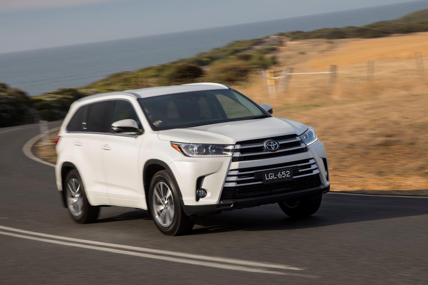 Toyota Kluger GXL