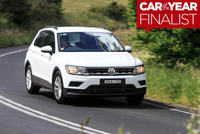 2017-Volkswagen -Tiguan -Car -of -the -Year -front