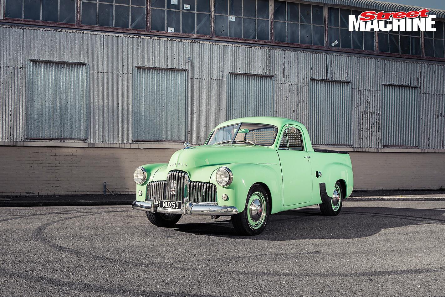 Holden FX Ute Restored 7 Nw