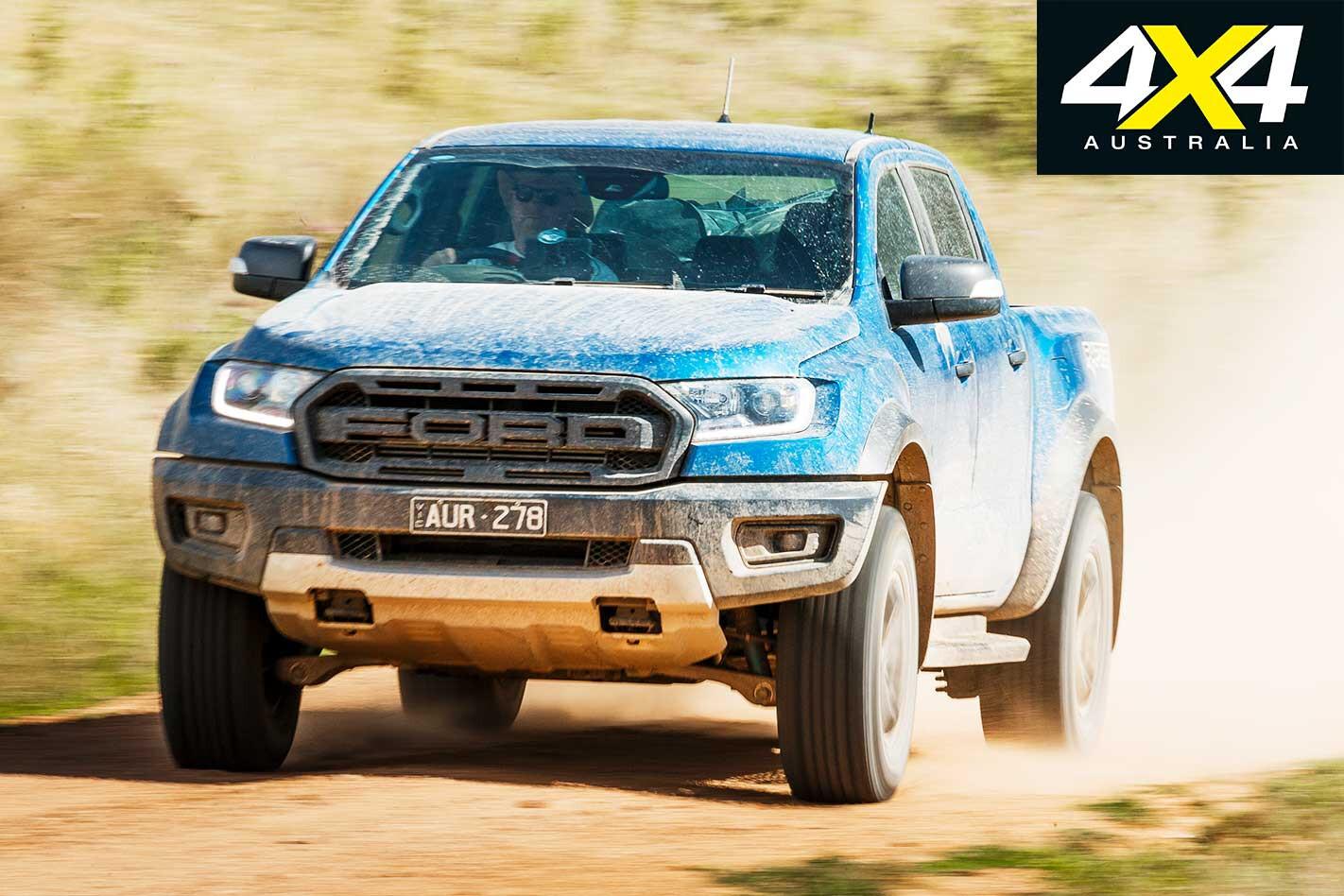 2019 Ford Ranger Raptor Off Road Performance Jpg