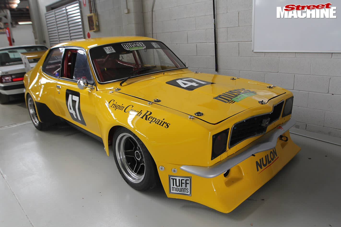 Holden LJ Torana race car