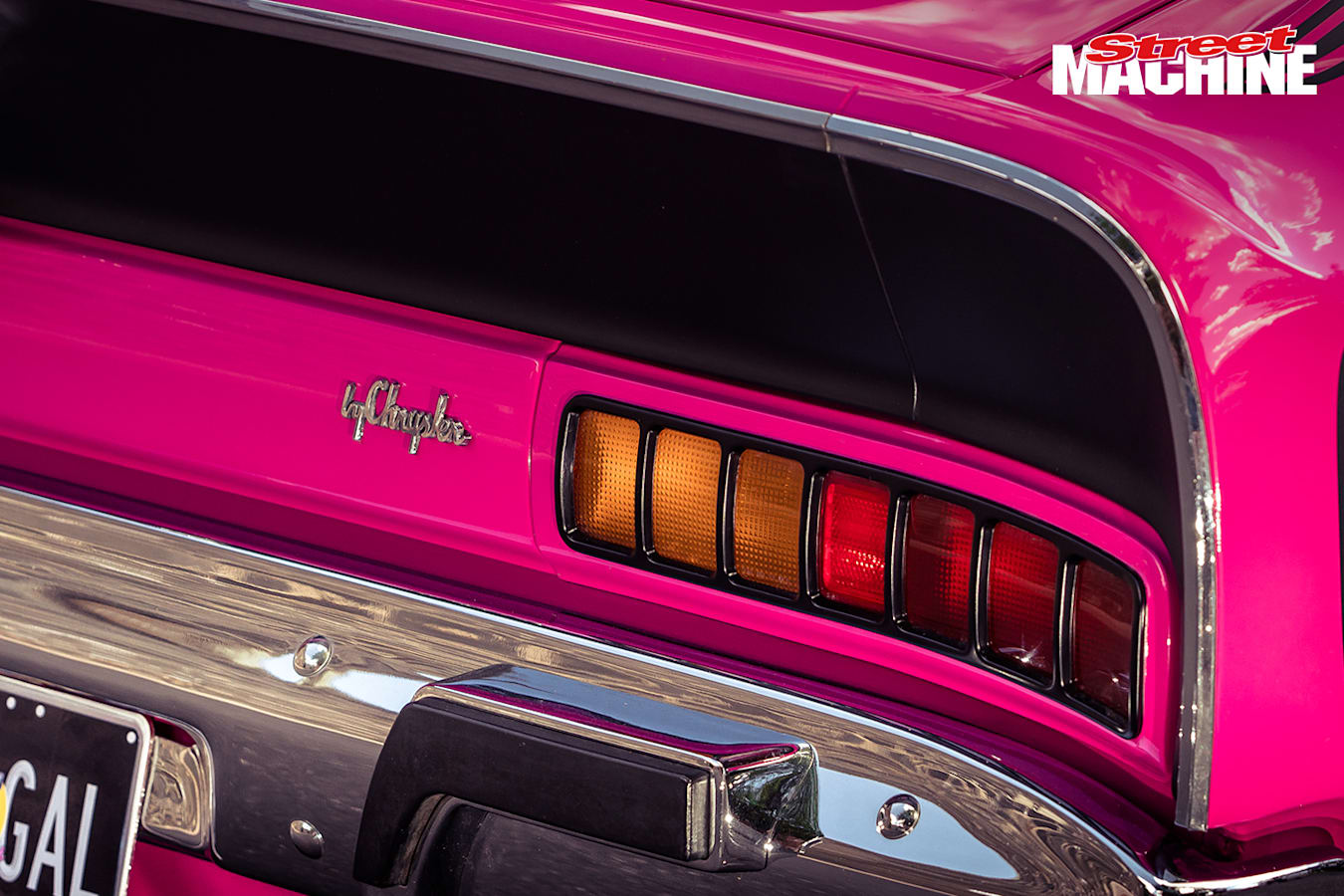 Chrysler Valiant Charger XL Pink 7 Nw Jpg