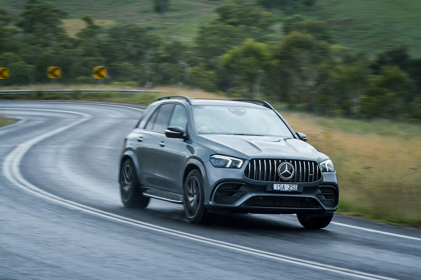 2021 Mercedes-AMG GLE 63 S review