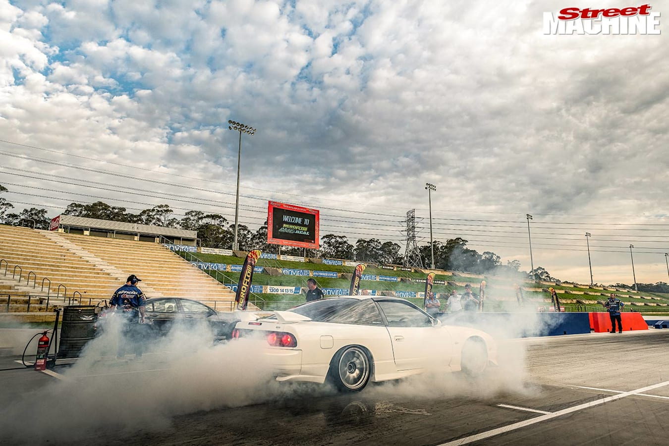 Sydney Dragway reopens