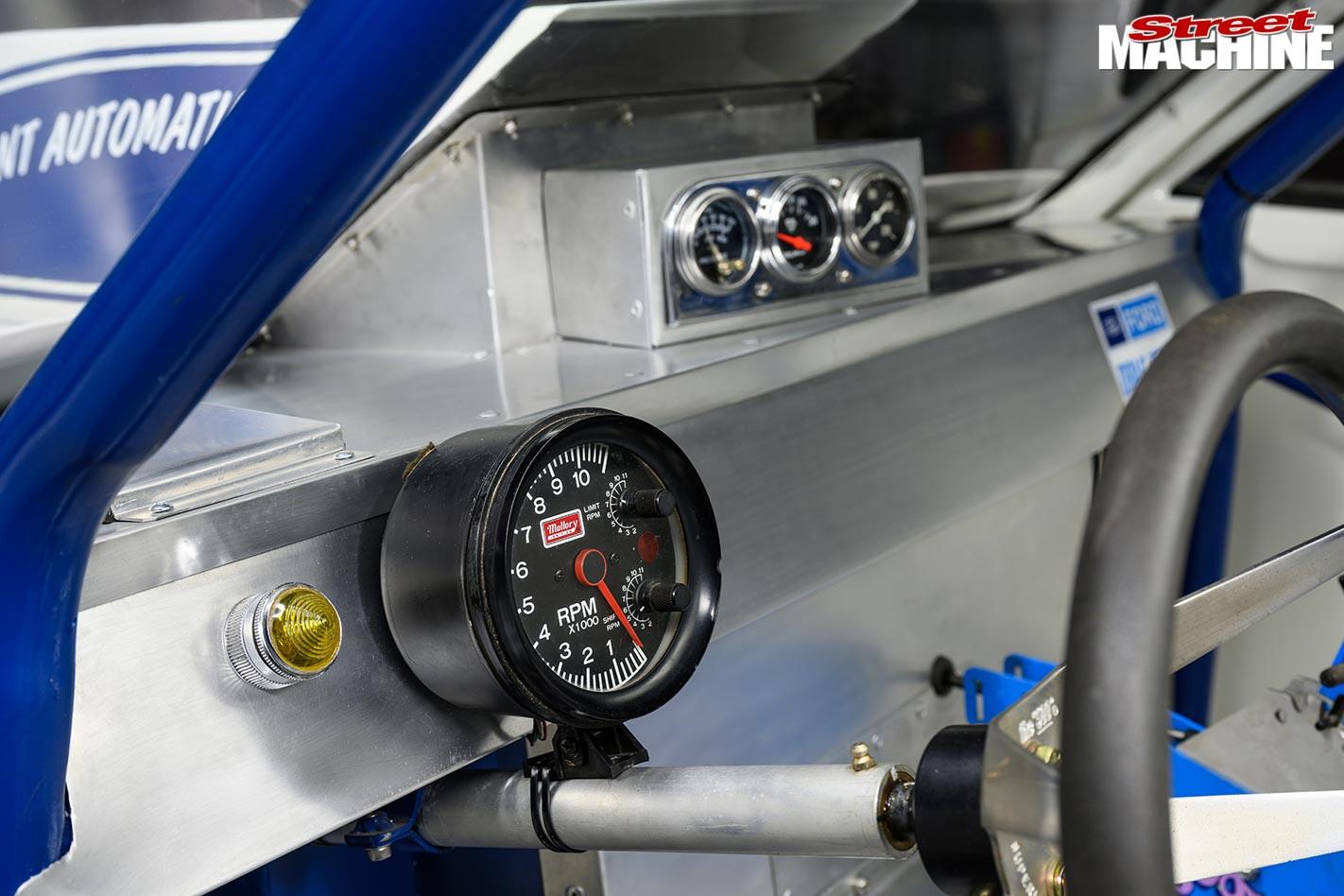 Ford Pinto drag car
