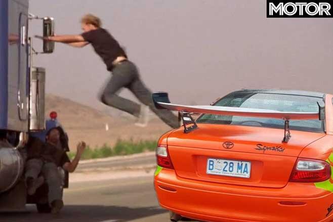 Fast And Furious Inspired Holden Commodore Suprakar Photoshop Scene Jpg
