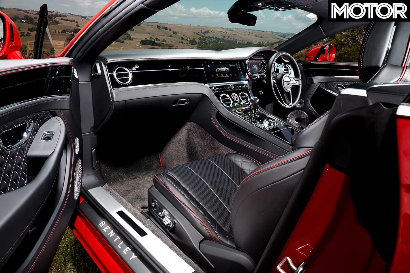 2019 Bentley Continental GT Cabin Jpg