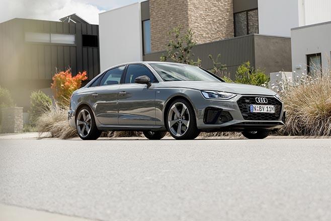 Audi A4 45 TFSI
