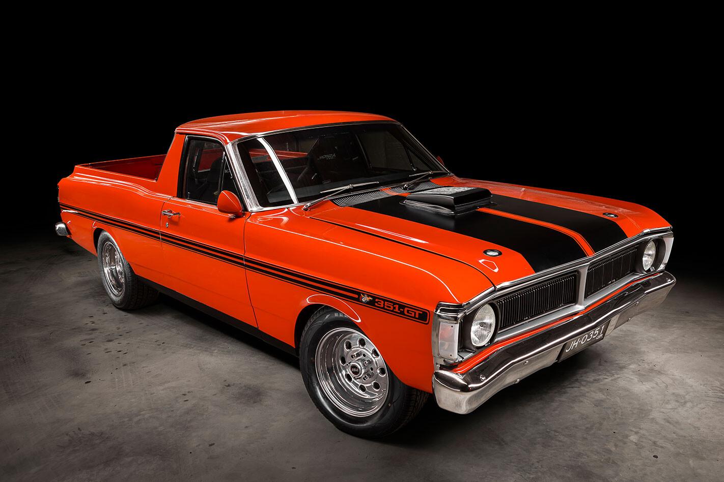Ford Falcon XW ute