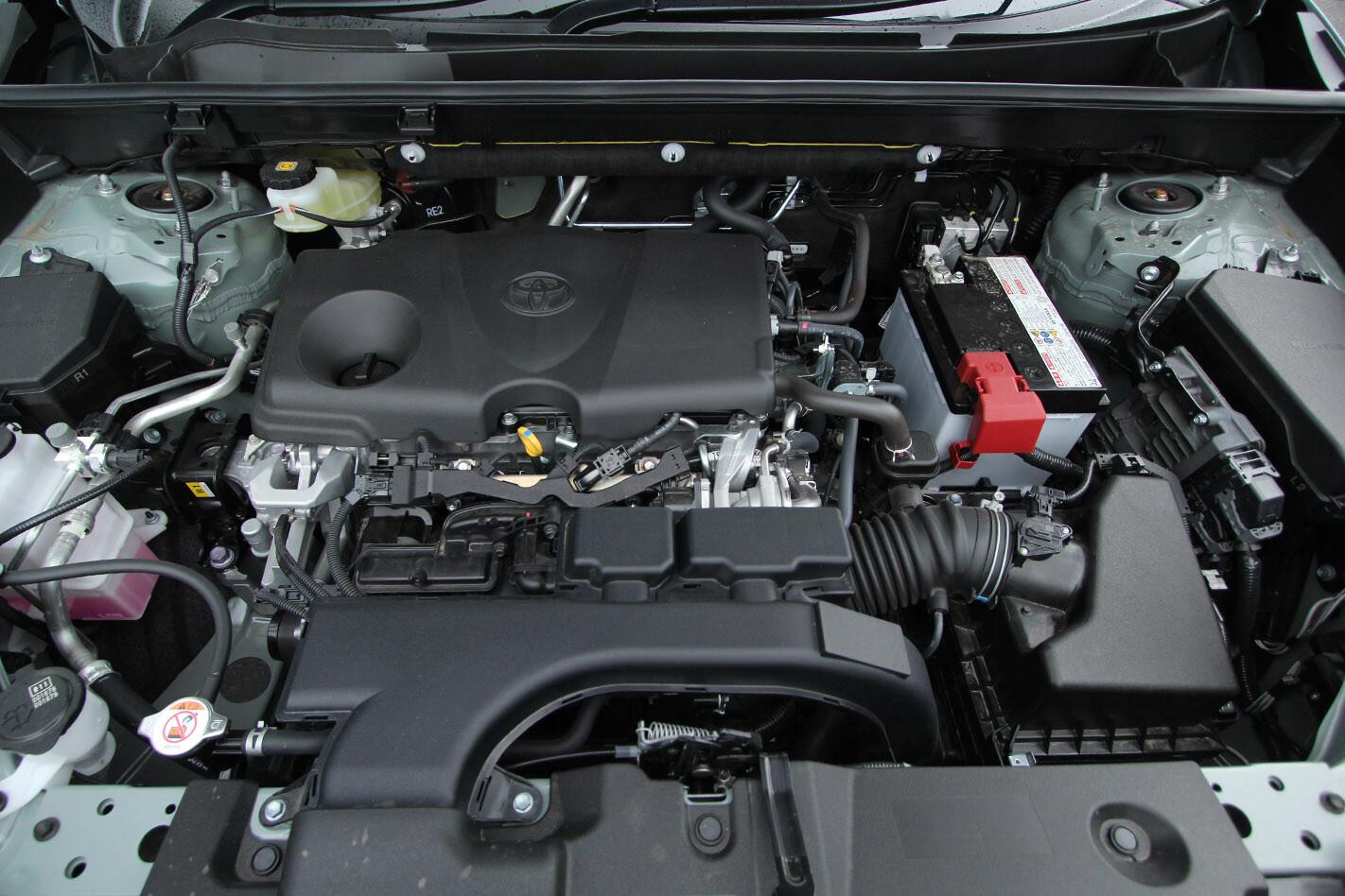 2019 Toyota Rav 4 Edge Engine Jpg