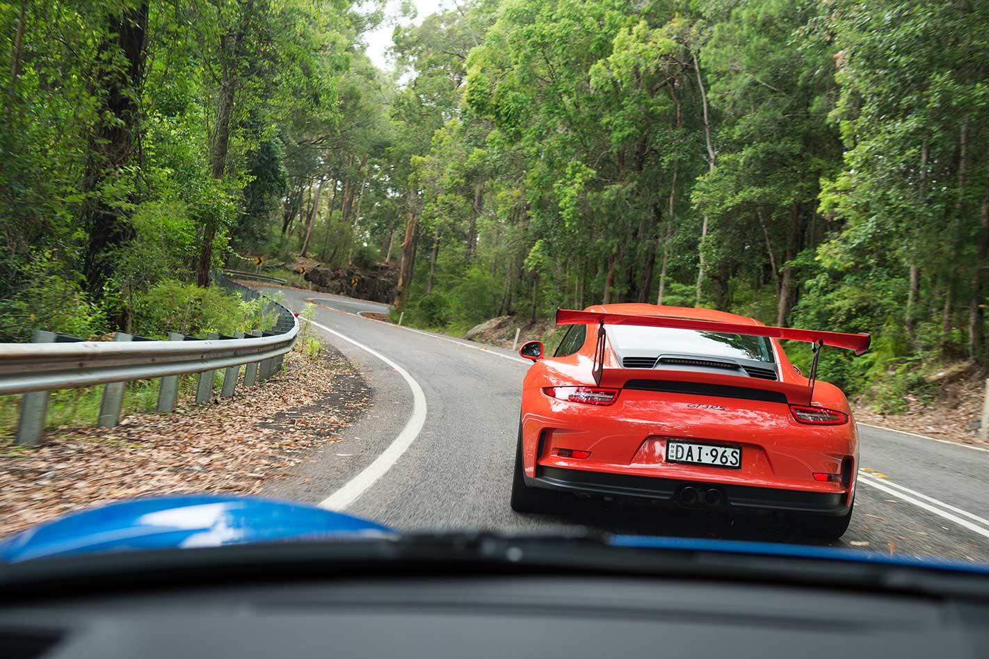 NSW driving roads