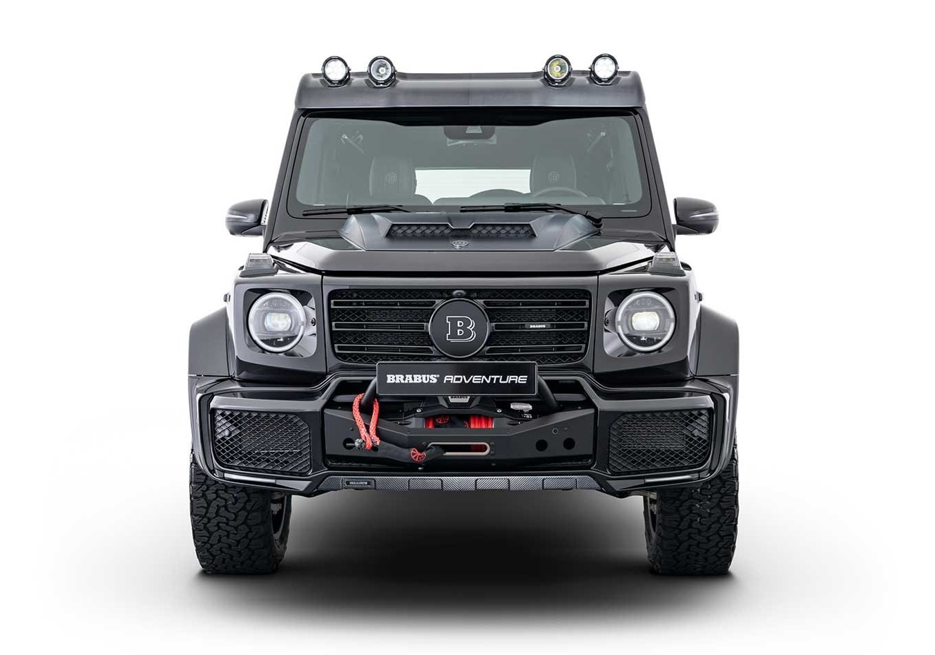 Brabus Adventure Package G-Class launched