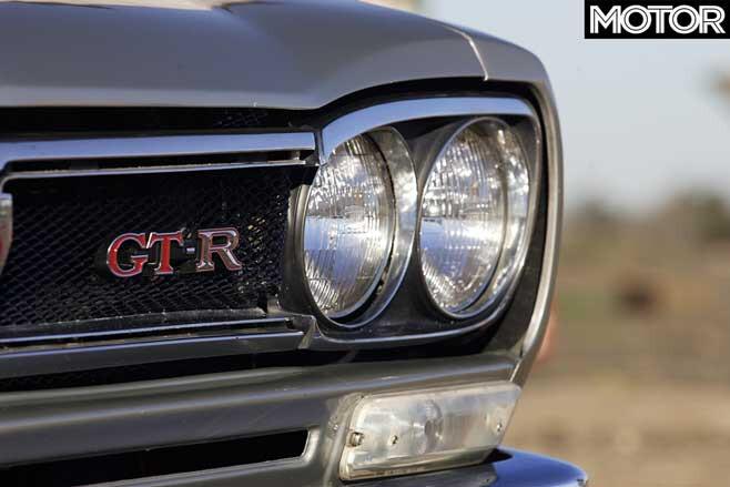 1969 Nissan Hakosuka Skyline GT R Headlight Jpg