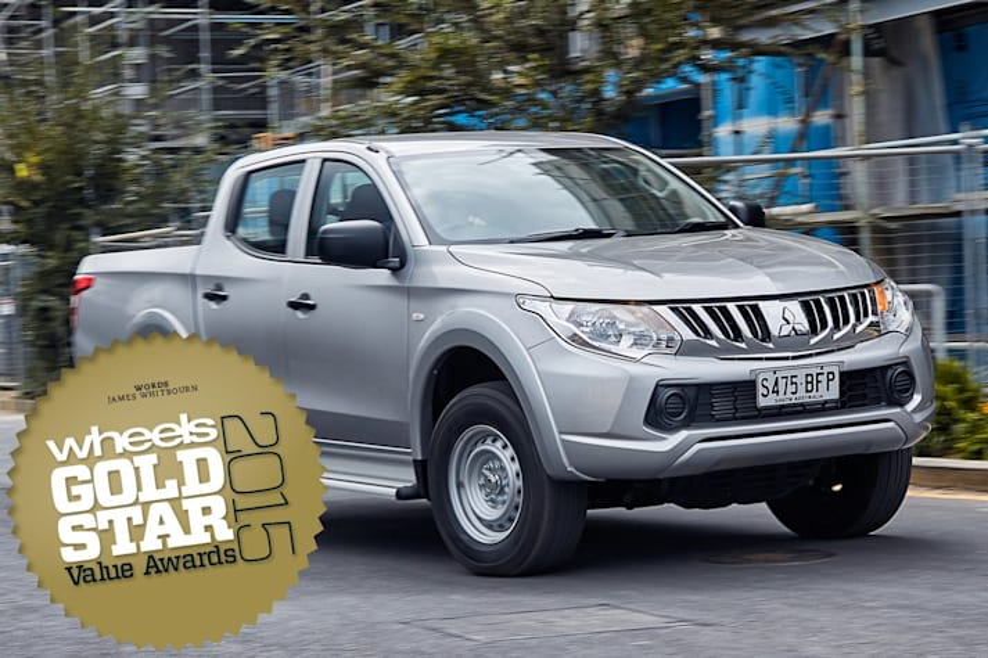 Dual-cab 4x4 utes: Gold Star Value Awards 2015