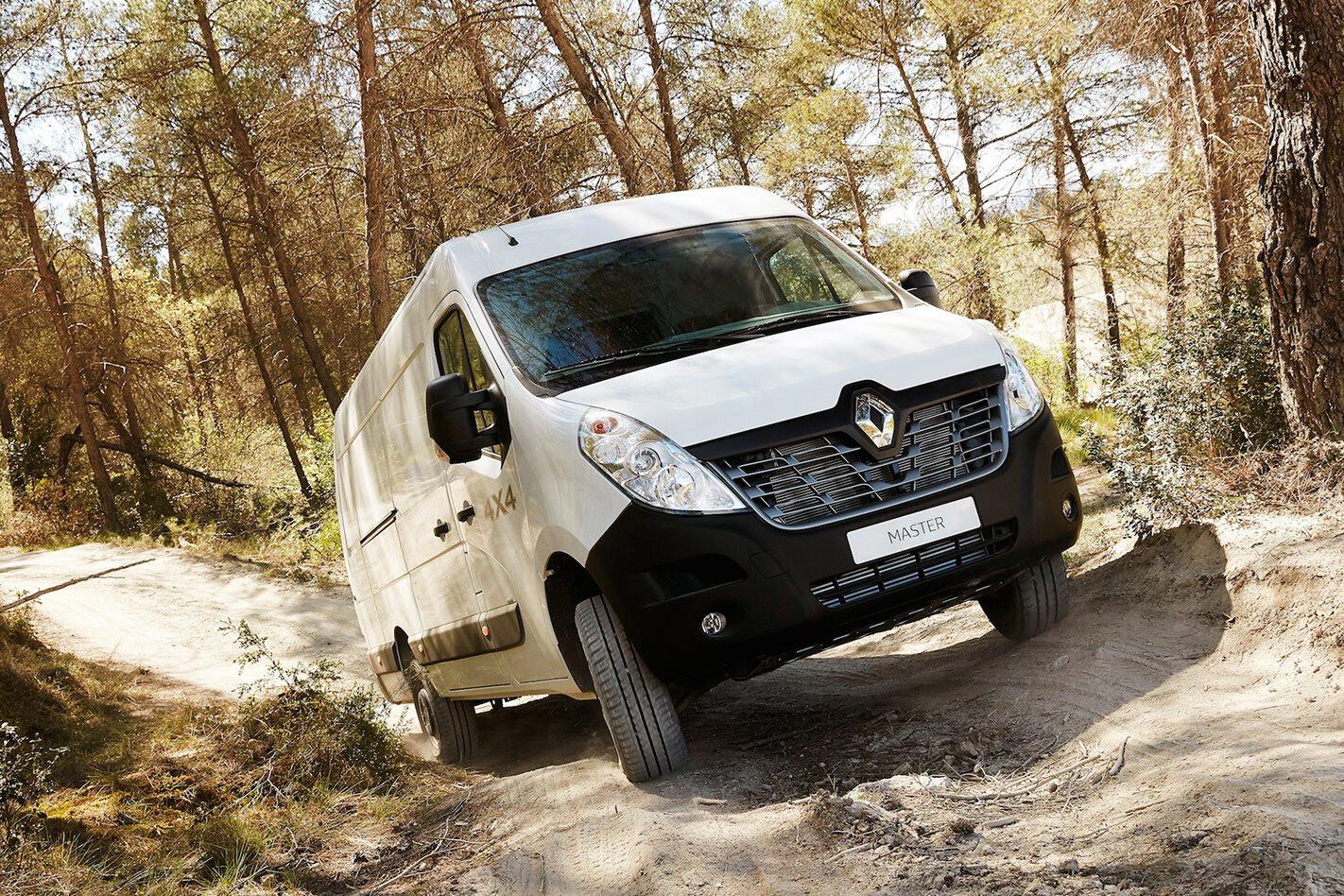 Renault Master X Track Option Jpg