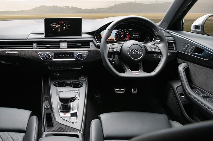 Audivjaguar Audi S 4 Interior Jpg
