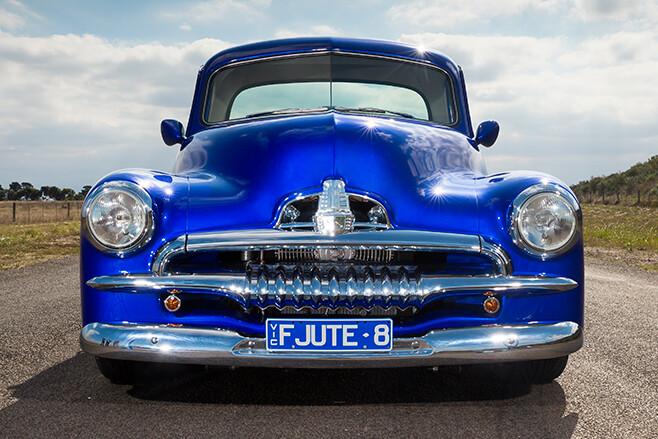 Holden FJ ute front