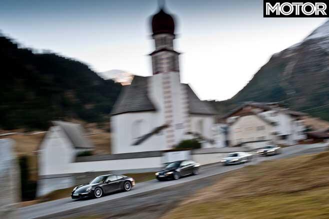2012 Porsche 911 Vs Audi R 8 Vs BMW M 3 Vs Nissan GT R Drive Test Jpg