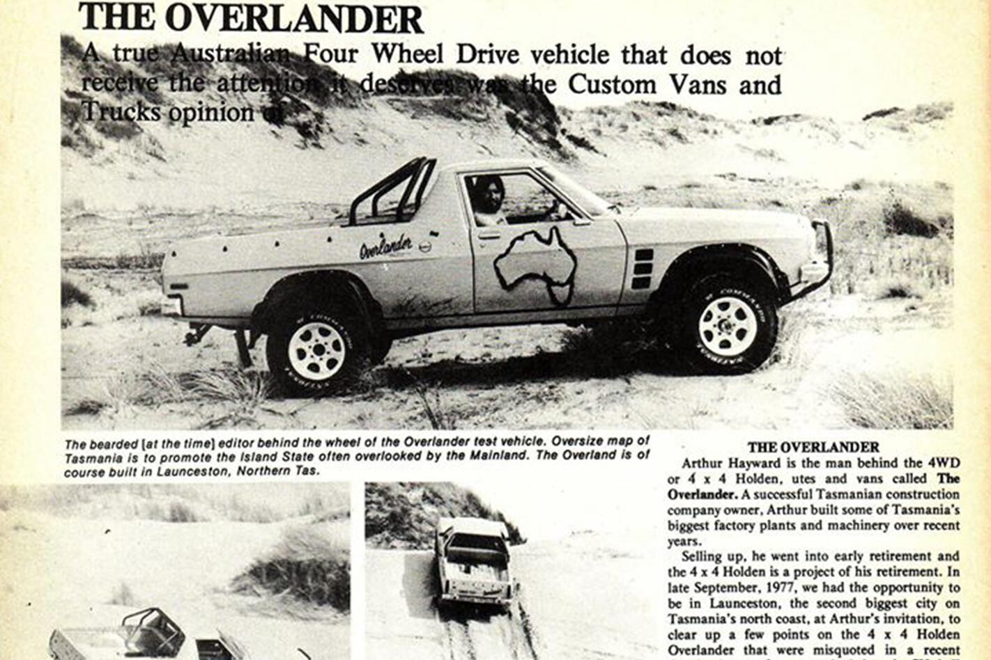 Overlander Custom Vans And Trucks Jpg