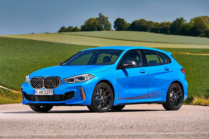 2019 BMW M135i xDrive pricing specification
