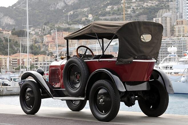 1922 Citroen Type C