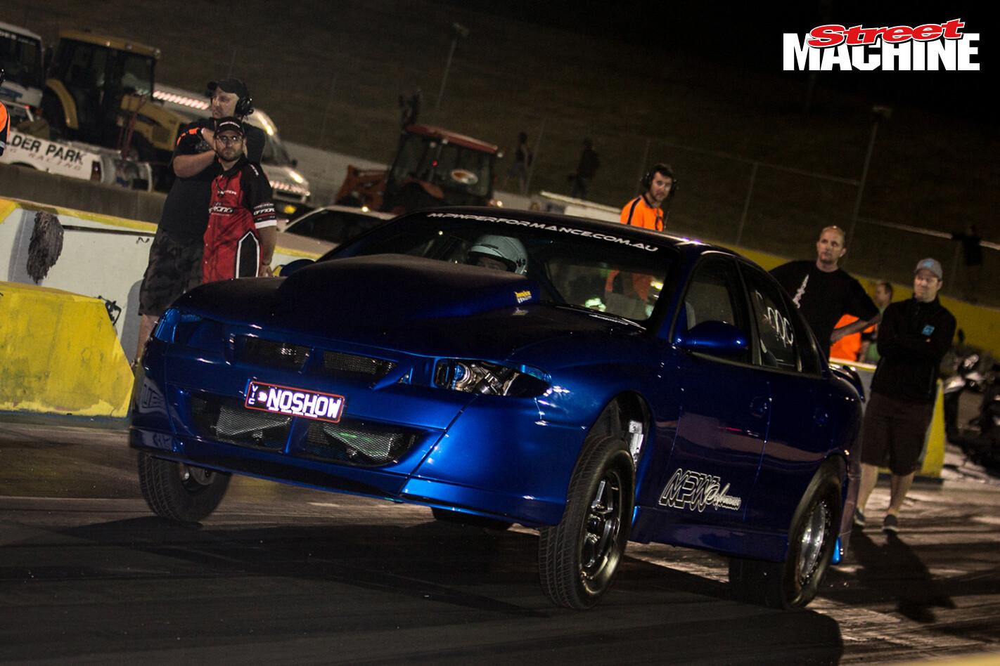HSV VT Clubsport Race 6 Nw