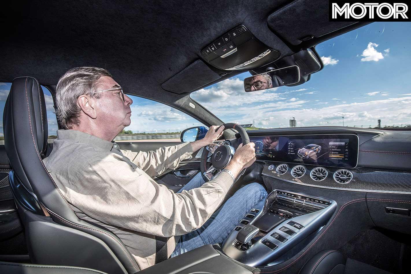 2019 Mercedes AMG GT 63 S 4 Door Drive Review Jpg