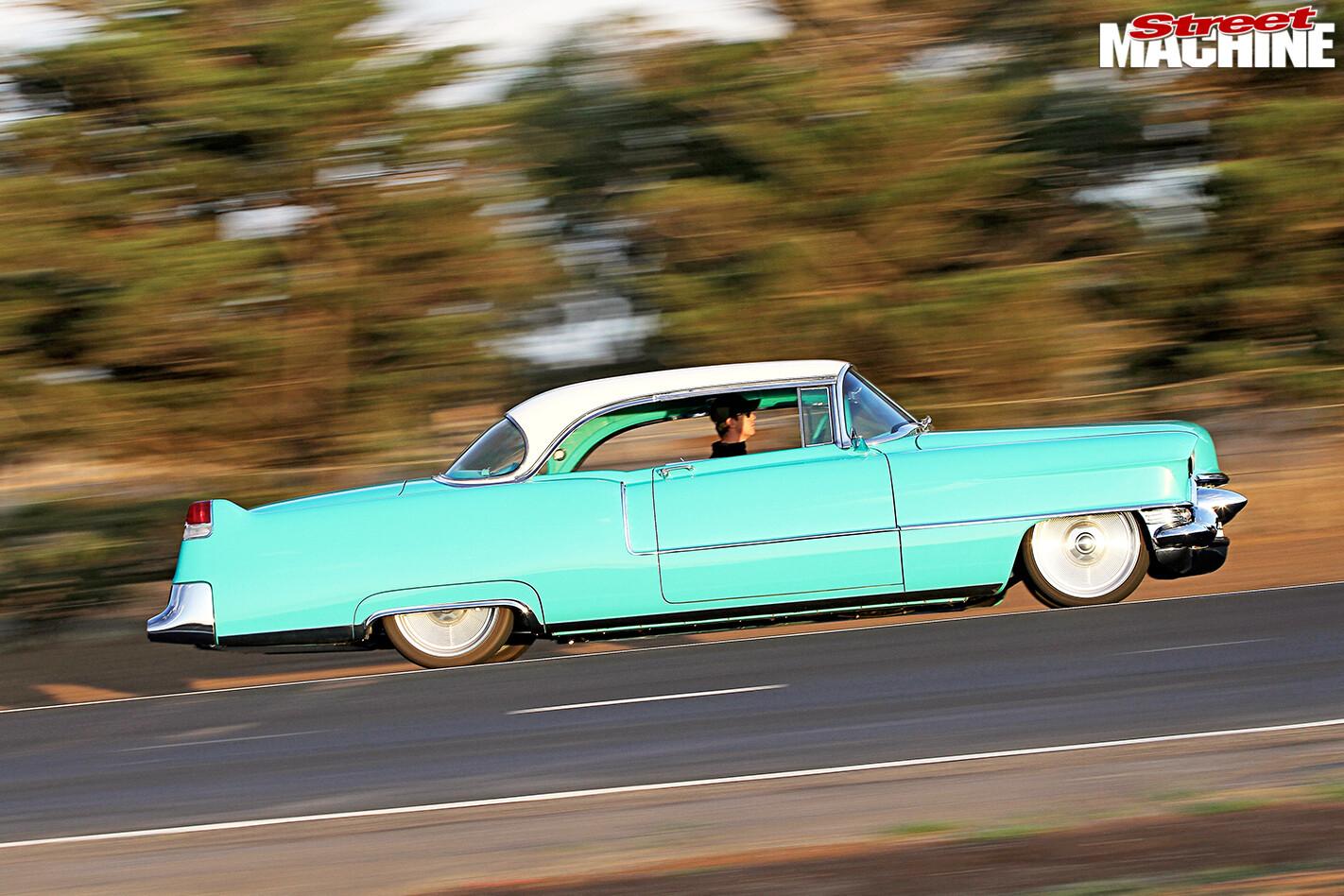 Cadillac -onroad