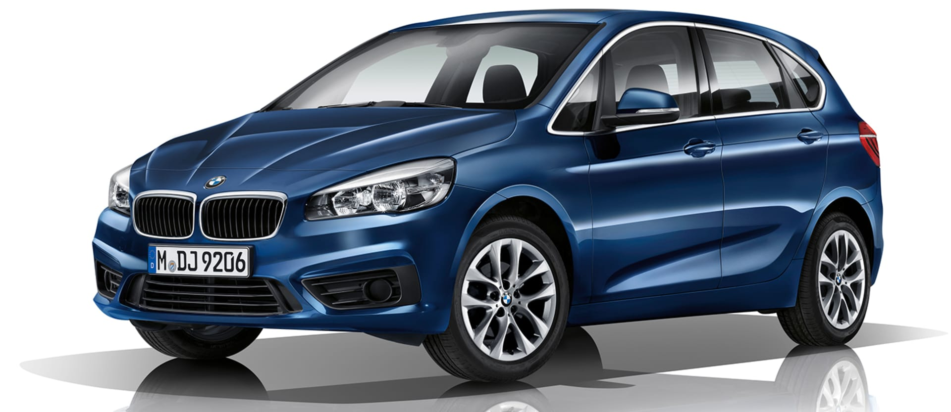 BMW 2 Series Active Tourer pricing Australia