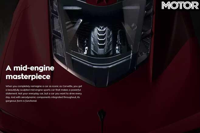 Holden Corvette Website Promo Jpg