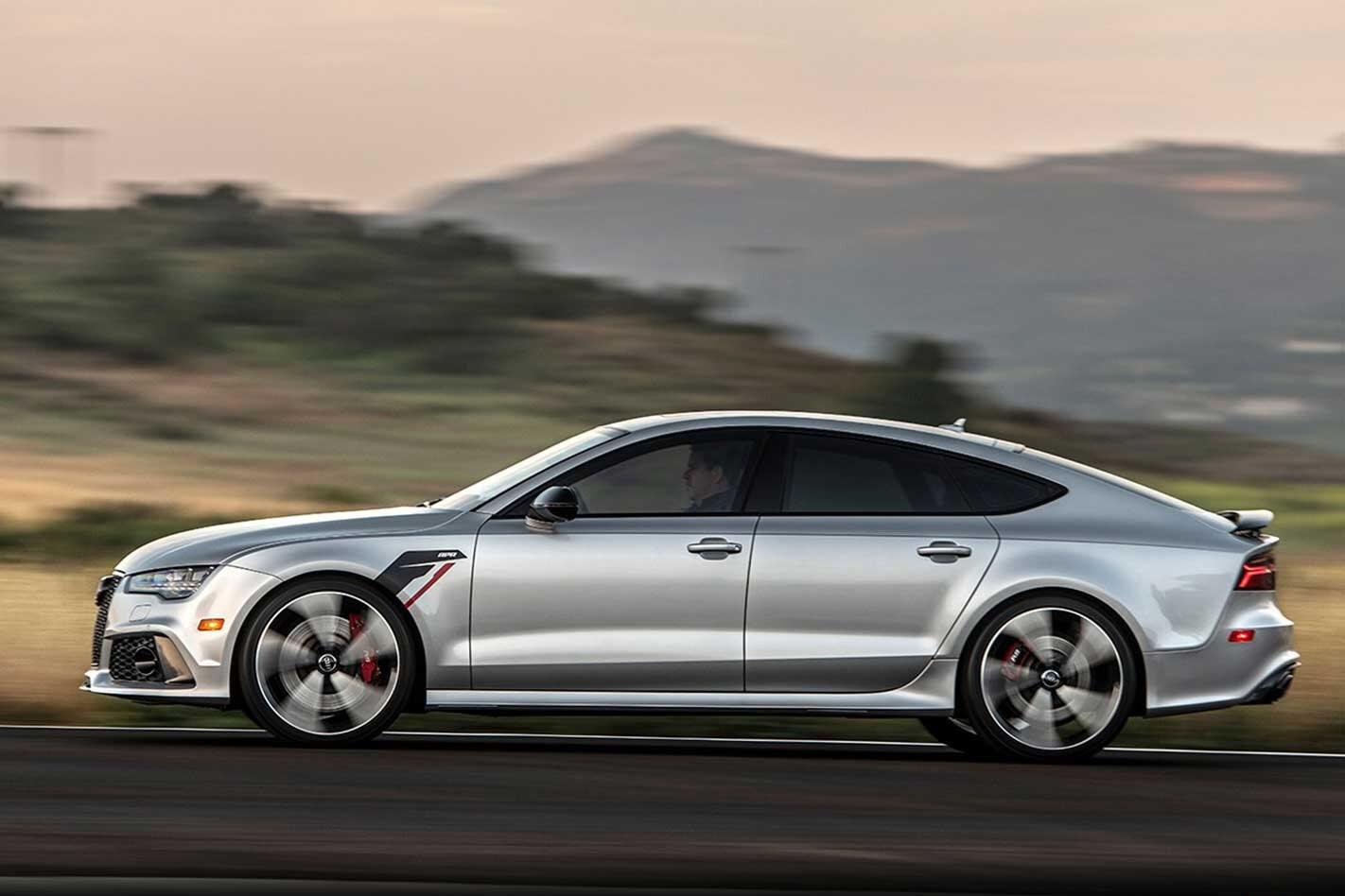 AddArmor APR armoured Audi RS7 revealed