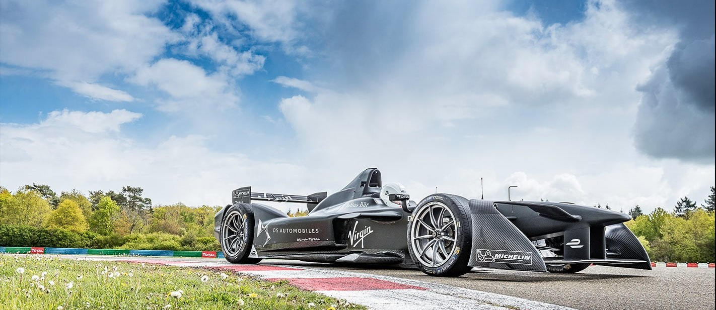We drive the future of motorsport