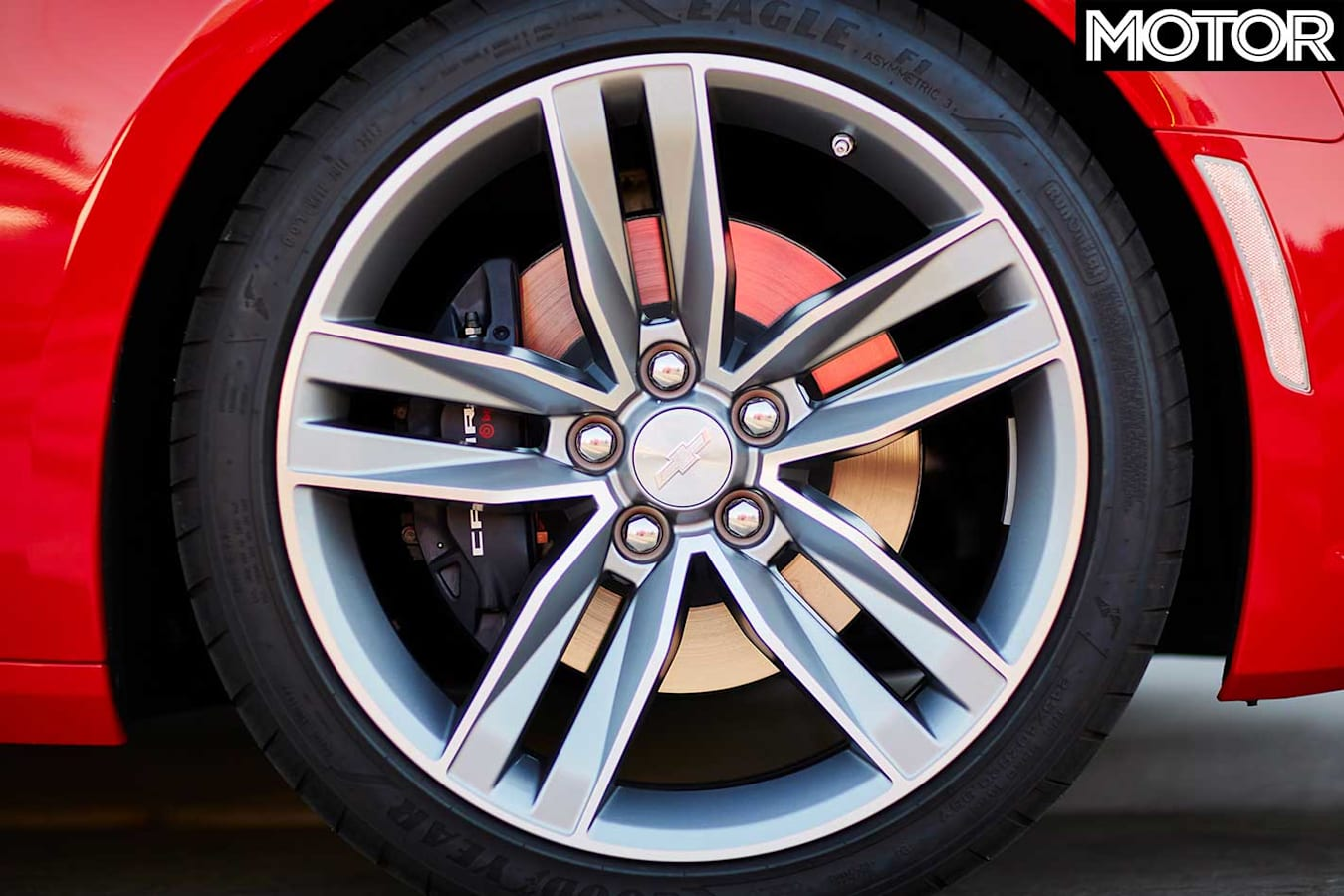 2018 Chevrolet Camaro 2 SS Wheel Brakes Jpg