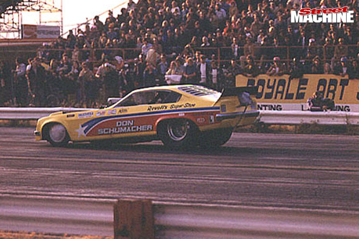Don Schumacher Wonder Wagon